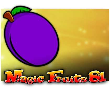 machine à sous magic fruits 81 logiciel Wazdan