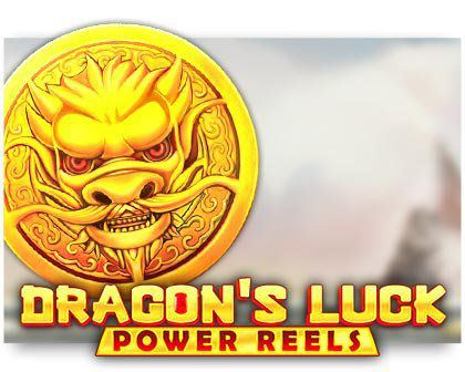 machine à sous Dragon's Luck Power Reels logiciel Red Tiger Gaming