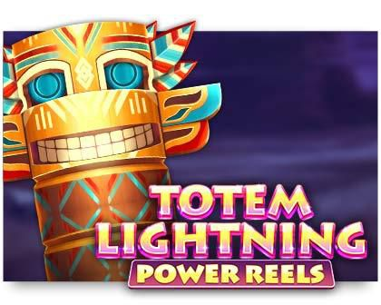 machine à sous Totem Lightning Power Reels logiciel Red Tiger Gaming