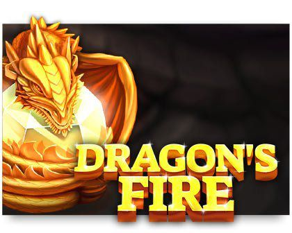 machine à sous Dragon's Fire logiciel Red Tiger Gaming