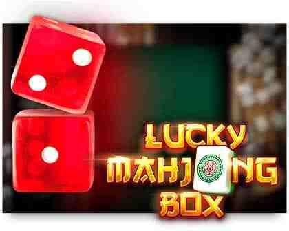 machine à sous Lucky Mahjong Box logiciel Evoplay