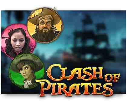 machine à sous Clash of Pirates logiciel Evoplay