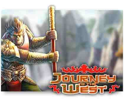 machine à sous Journey of the West logiciel Evoplay