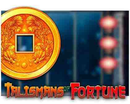 machine à sous Talismans of Fortune logiciel Evoplay