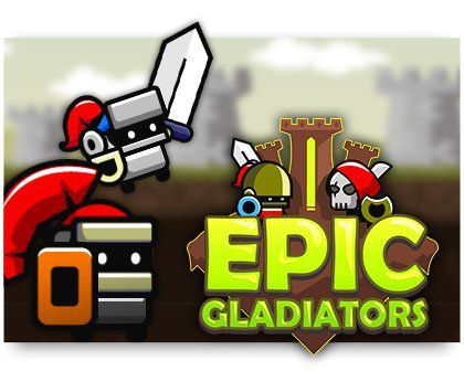 machine à sous Epic Gladiators logiciel Evoplay