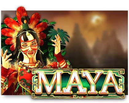 machine à sous Maya logiciel Red Rake Gaming