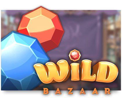 machine a sous Wild Bazaar logiciel NetEnt