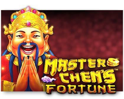 machine a sous Master Chen's Fortune logiciel Pragmatic Play