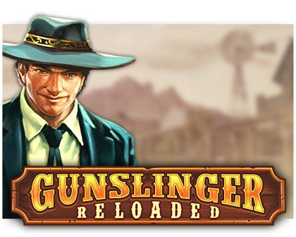 machine à sous Gunslinger: Reloaded logiciel Play'n Go