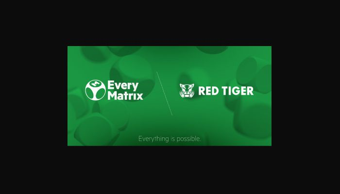 Red Tiger Gaming Everymatrix