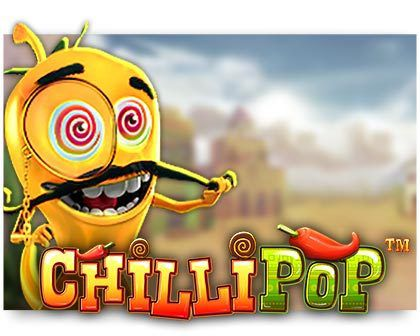 machine a sous Chilli Pop logiciel Betsoft