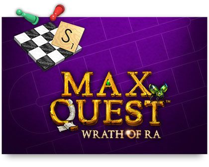 machine a sous Max Quest: Wrath of Ra logiciel Betsoft