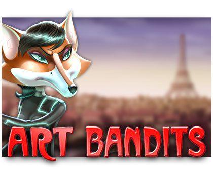 machine à sous Art Bandits logiciel Oryx Gaming