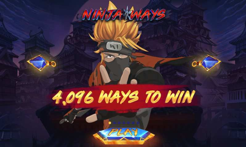 machine à sous en ligne Ninja Ways développeur Red Tiger Gaming