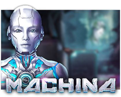 machine à sous Machina logiciel Kalamba Games