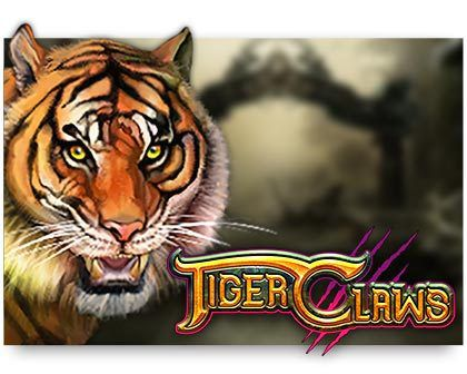 machine à sous Tiger Claws logiciel Kalamba Games