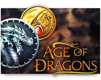 machine à sous Age of Dragons logiciel Kalamba Games