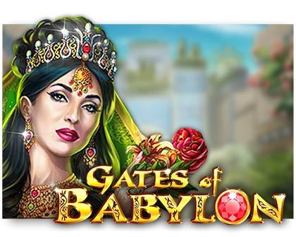 machine à sous Gates of Babylon logiciel Kalamba Games