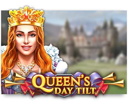 machine a sous Queen's Day Tilt logiciel Play'n Go