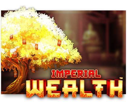 machine a sous Imperial Wealth logiciel iSoftBet