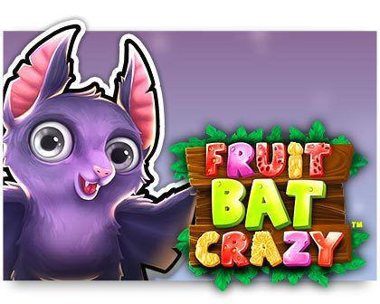 machine à sous Fruitbat Crazy logiciel Betsoft