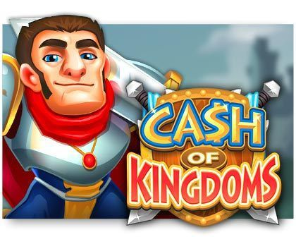 machine a sous Cash Kingdoms logiciel Microgaming