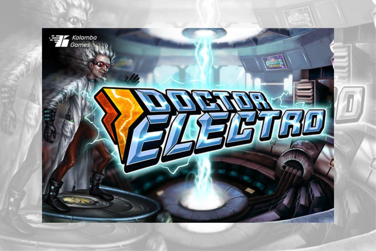 machine à sous en ligne Doctor Electro développeur Kalamba Games