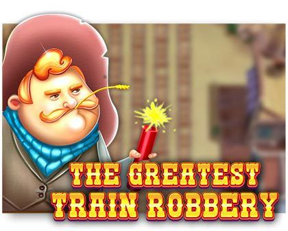 machine à sous The Greatest Train Robberry logiciel Red Tiger Gaming