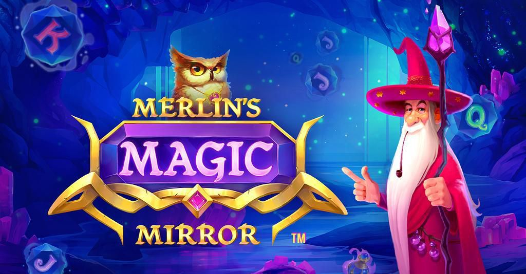 machine a sous en ligne Merlin's Magic Mirror développeur iSoftBet