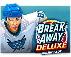 machine a sous Break Away Deluxe logiciel Microgaming