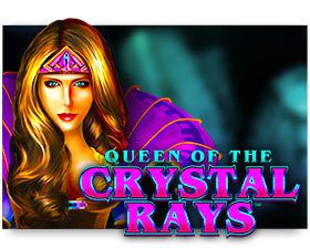 machine a sous Queen of the Crystal Rays logiciel Microgaming