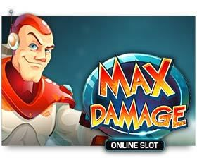 machine a sous Max Damage logiciel Microgaming