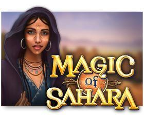 machine a sous Magic of Sahara logiciel Microgaming