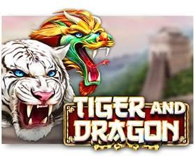 machine a sous Tiger and Dragon logiciel Red Rake Gaming