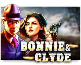 machine a sous Bonnie and Clyde logiciel Red Rake Gaming