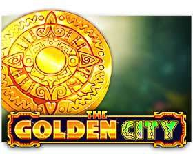 machine a sous The Golden City logiciel iSoftBet