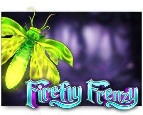 machine a sous Firefly Frenzy logiciel Play'n Go