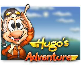 machine a sous Hugo's Adventure logiciel Play'n Go