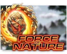 machine a sous en ligne Force of Nature logiciel Leander