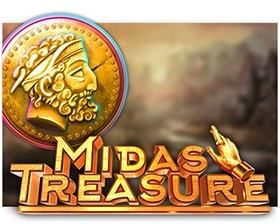 machine a sous Midas Treasure logiciel Kalamba Games