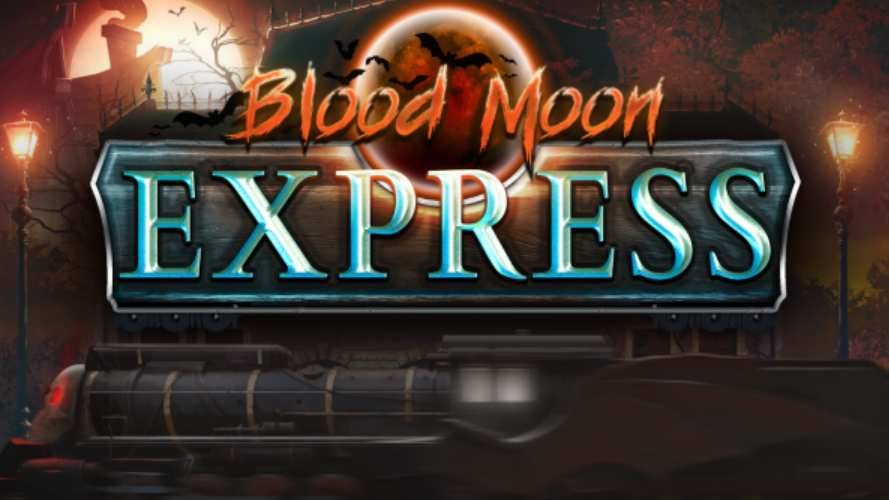 machine a sous en ligne Blood Moon Express développeur Kalamba Games