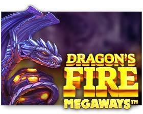 machine a sous en ligne Dragon's Fire Megaways logiciel Red Tiger Gaming