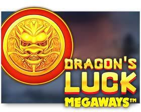 machine a sous en ligne Dragon's Luck Megaways logiciel Red Tiger Gaming