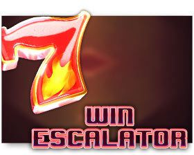 machine a sous Win Escalator logiciel Red Tiger Gaming