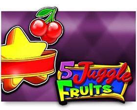 machine a sous 5 Juggle Fruits logiciel EGT