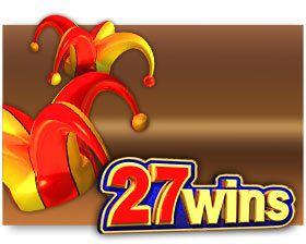 machine a sous 27 Wins logiciel EGT