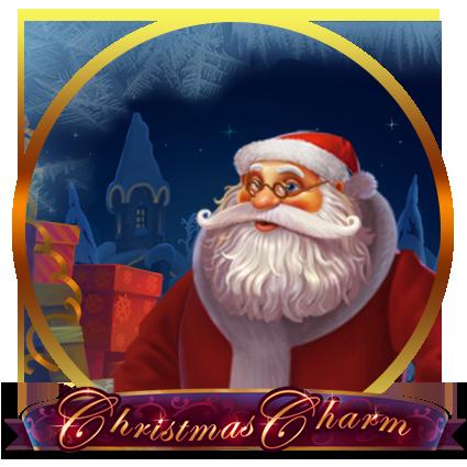 machine a sous en ligne Christmas Charm développeur Booongo