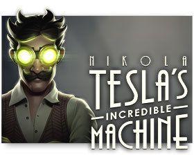 machine a sous en ligne Nicola Tesla's Incredible Machine logiciel Yggdrasil