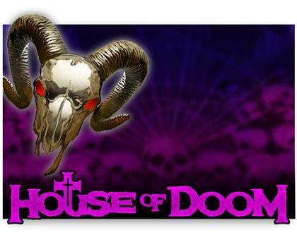 machine a sous House of Doom logiciel Play'n Go