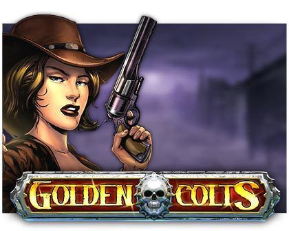 machine a sous Golden Colts logiciel Play'n Go